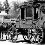 """Old Butterfield Stage Coach"" by Deni"