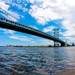 """Ben Franklin Bridge"" by Muckler"