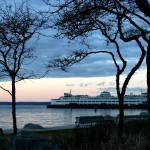 """Framed FerryBoat"" by StarliteWonderImaging"