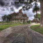 """Morey Mansion, Redlands, CA"" by HotFlashPhotography"