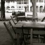"""cafe on the plaza, Granada"" by scottkwimer"