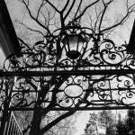 """Princeton Gate Black and White"" by iggyfan"