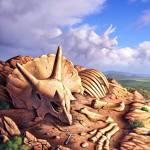 """""""Dino Dig"""" by jerrylofaro59"""