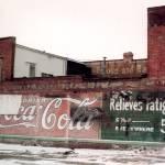 """Vintage Coke Sign"" by vineyard"