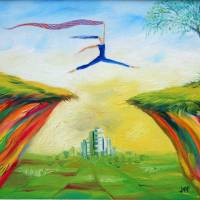 """Great Leap"" by Jane Evershed"