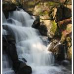 """Cascade of Virginia Water"" by richardcclayton"