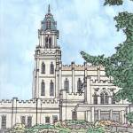 """Manti UT Temple"" by DanAnderton"