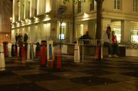 Bern, Switzerland - Night Chess
