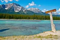 Jasper National Park - Mount Fryatt
