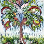"""Tree of Creativity"" by Jane_Evershed"