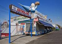 Astroland Home Of The World's Famous Cyclone