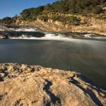 """Pedernales Falls: Texas Hill Country 140"" by PaulHuchton"