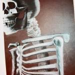 """skull"" by delseachebo"