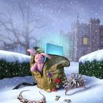 """Aunt Dimity:Snowbound"" by jerrylofaro59"