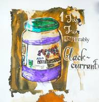 One Jar Jam (Preferably Blackcurrant)