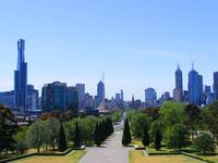 Downtown Melbourne 0512