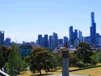 Downtown Melbourne 0513