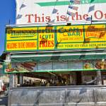 """This Is The Original Nathans, Brooklyn, NY"" by madeline"