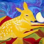 """Baby Deer"" by stellapinilla"