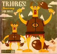 Triorgs journey for meat!
