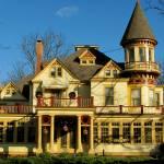 """""""Kuser Farm Mansion"""" by iggyfan"""