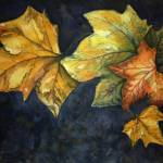 """FloatingLeaves"" by MaryThomas"