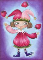 Strawberry Jester