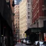 """Downtown Street"" by Henri"