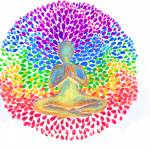 """Meditate"" by goodhumanbadhuman"