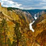 """Yellowstone - Waterfall Cavern"" by phillipc81"
