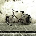 """Bike Down Italian Side Street"" by MarkGraham"