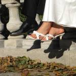 """wedding feet"" by jodeswarte"