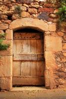 Roussillon Door