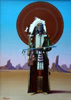Indian Chief at Highnoon