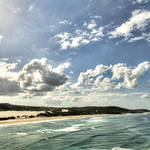 """Indian Head, Fraser Island, Australia"" by jmpaget"