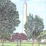 """Washington Monument DC"" by DanAnderton"