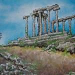 """""""Ruins II"""" by artbykristen"""