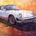 """""""Porsche 911 Carrera"""" by shevchukart"""