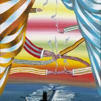 USS Ohio Art Prints & Posters by Kenny Cole