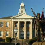 """Winston Co. Court House (11) Copy"" by donsphotos"