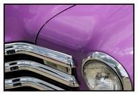 Classic Car Purple 07.13.07_380