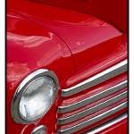 """Classic Car Red 07.13.07_478"" by paulhasara"