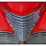 """""""Classic Car Red 07.14.07_034"""" by paulhasara"""