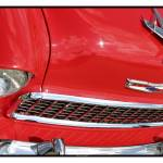 """""""Classic Car Red 07.14.07_678"""" by paulhasara"""