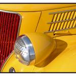 """Classic Car Yellow 07.14.07_832"" by paulhasara"