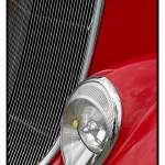 """Classic Car Red 07.15.07_526"" by paulhasara"