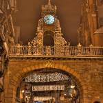 """Foregate St Clock"" by dybowski"