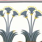 """New Minoan Sea Daffodils (Lilies) Fresco"" by MinoanAtlantis"
