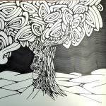 """""""Tree"""" by asparks"""