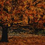 """Tree Of Fall"" by Art_by_Debrosi"